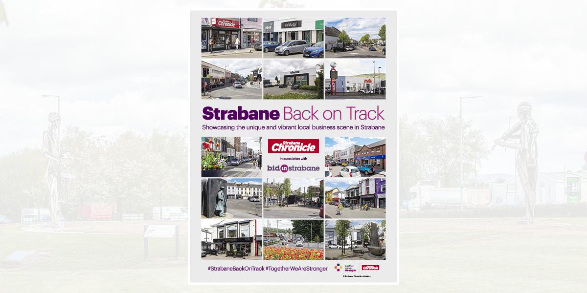 Strabane Back On Track Digital Edition Cover